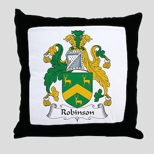 Robinson Throw Pillow