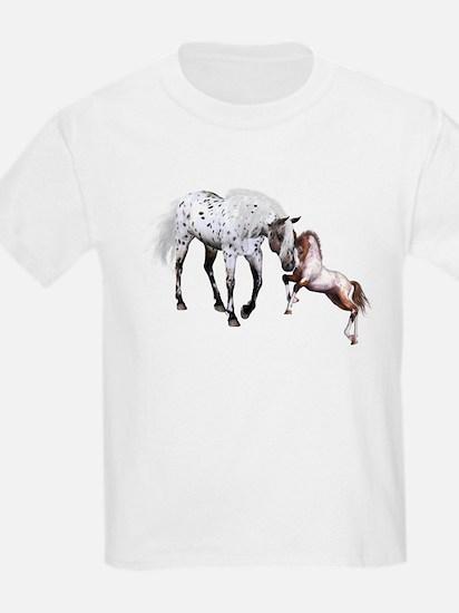 Horses Love Forever T-Shirt