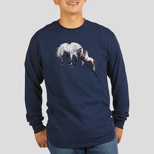 Horses Love Forever Long Sleeve T-Shirt