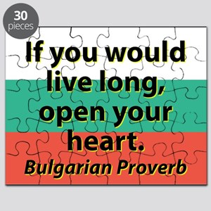 If You Would Live Long Puzzle