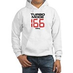 166 MHz Turbo Mode Hoodie