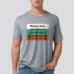 Nature Time And Patience T-Shirt