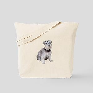 Schnauzer (ZS) Tote Bag