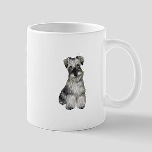 Schnauzer (V) Mug
