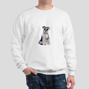 Schnauzer (Nat) Sweatshirt