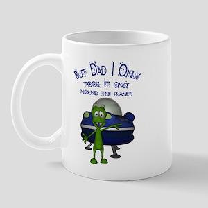 Alien Joyride Mug