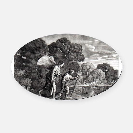 John Smith - Tobias and the Angel - Circa 1700 - D