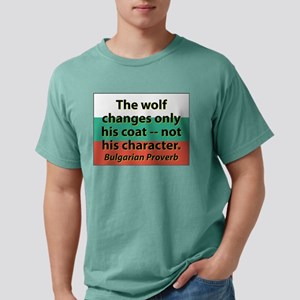 The Wolf Changes Only His Coat T-Shirt