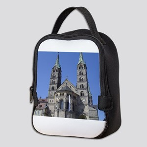 Catherdral at Bamberg Germany Neoprene Lunch Bag