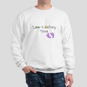 LD nurse 2 Sweatshirt