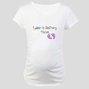 LD nurse 2 Maternity T-Shirt