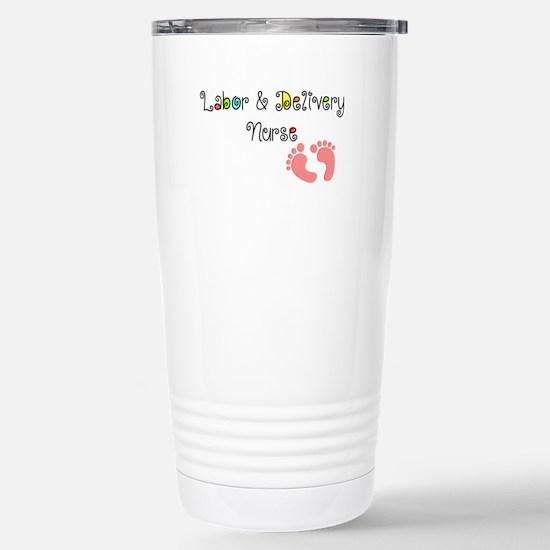 LD nurse 1 Travel Mug