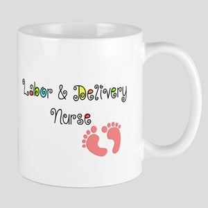 LD nurse 1 Mugs
