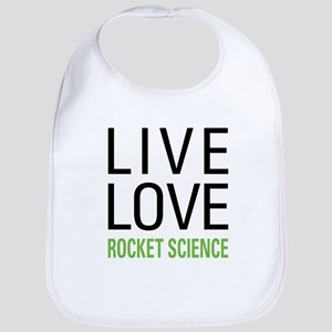 Rocket Science Bib