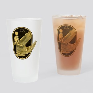 Isis Drinking Glass