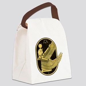 Isis Canvas Lunch Bag