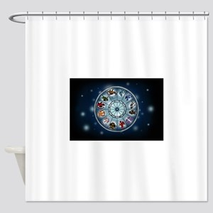Dragon Zodiac Shower Curtain