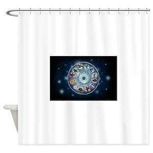 Zodiac Shower Curtains
