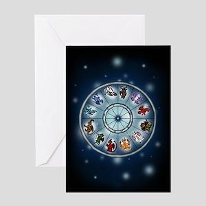 Dragon Zodiac Greeting Cards
