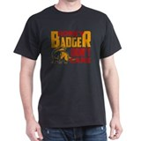Honey badger Mens Classic Dark T-Shirts