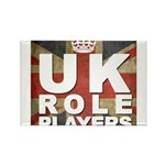 UK Role Players Magnets