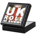 UK Role Players Keepsake Box