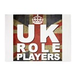 UK Role Players 5'x7'Area Rug