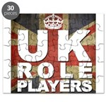 UK Role Players Puzzle