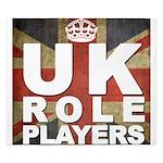 UK Role Players King Duvet