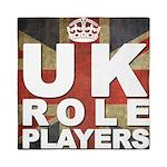 UK Role Players Queen Duvet