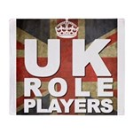 UK Role Players Throw Blanket