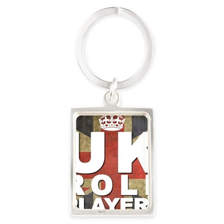 UK Role Players Keychains