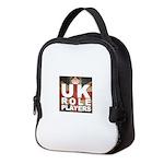 UK Role Players Neoprene Lunch Bag