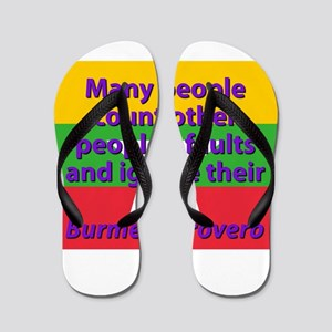 Many People Count Flip Flops