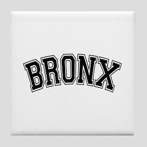 BRONX, NYC Tile Coaster