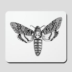 Deaths-head Hawkmoth Mousepad