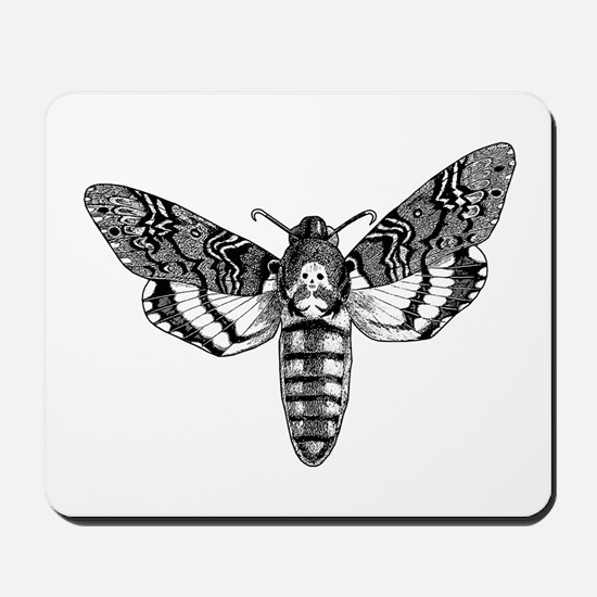 Deaths-head Hawkmoth Mousepad