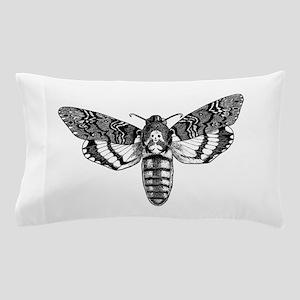 Deaths-head Hawkmoth Pillow Case