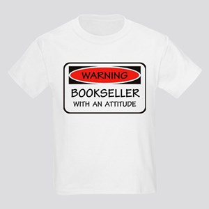Attitude Bookseller Kids Light T-Shirt