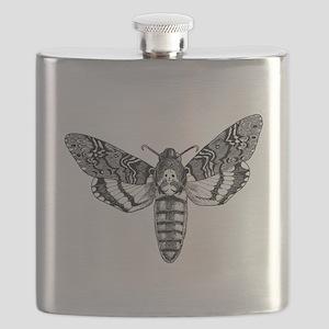 Deaths-head Hawkmoth Flask