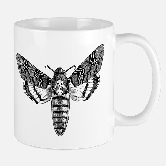 Deaths-head Hawkmoth Mugs