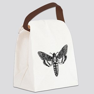 Deaths-head Hawkmoth Canvas Lunch Bag