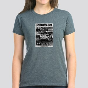 Joburg Was A Jol T-Shirt