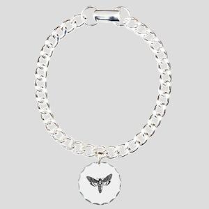 Deaths-head Hawkmoth Bracelet