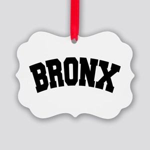 BRONX, NYC Picture Ornament