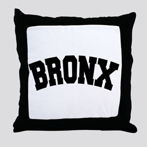 BRONX, NYC Throw Pillow