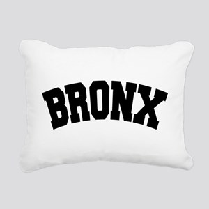 BRONX, NYC Rectangular Canvas Pillow