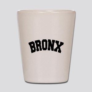 BRONX, NYC Shot Glass