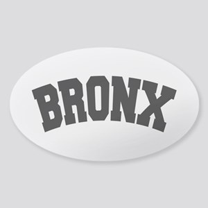 BRONX, NYC Sticker (Oval)