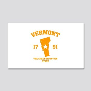 Vermont Car Magnet 20 x 12